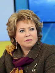 Photo of Valentina Matviyenko