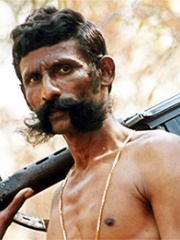 Photo of Veerappan