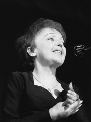 Photo of Édith Piaf