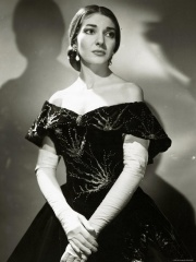 Photo of Maria Callas