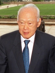 Photo of Lee Kuan Yew