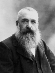 Photo of Claude Monet