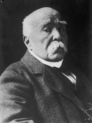 Photo of Georges Clemenceau