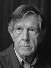 Photo of John Cage