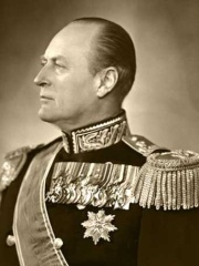 Photo of Olav V of Norway