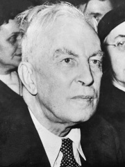 Photo of Arnold J. Toynbee