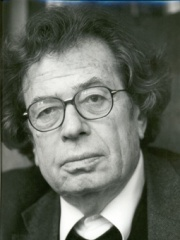 Photo of György Konrád