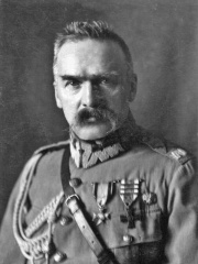 Photo of Józef Piłsudski