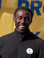 Photo of Linford Christie