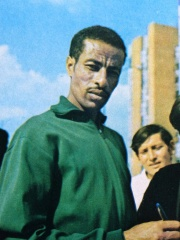Photo of Abebe Bikila
