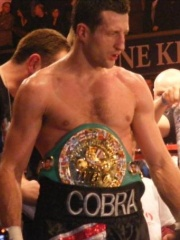 Photo of Carl Froch