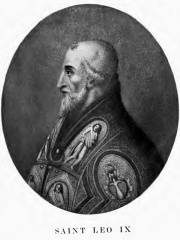 Photo of Pope Leo IX
