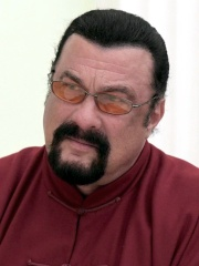 Photo of Steven Seagal