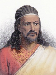 Photo of Tewodros II