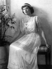 Photo of Grand Duchess Tatiana Nikolaevna of Russia