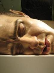 Photo of Ron Mueck