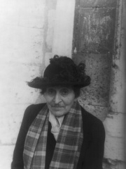 Photo of Alice B. Toklas
