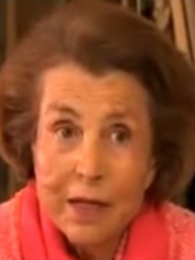 Photo of Liliane Bettencourt