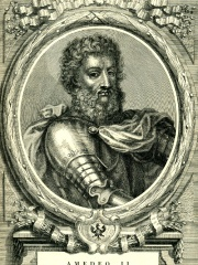 Photo of Amadeus II, Count of Savoy