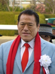Photo of Antonio Inoki