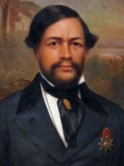 Photo of Kamehameha III