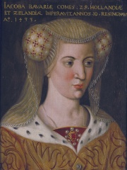 Photo of Jacqueline, Countess of Hainaut