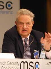 Photo of George Soros