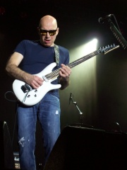 Photo of Joe Satriani