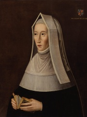 Photo of Lady Margaret Beaufort