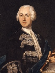 Photo of Johann Joachim Quantz