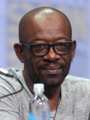 Photo of Lennie James