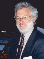 Photo of John Sulston