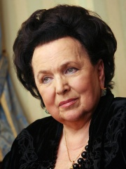 Photo of Galina Vishnevskaya