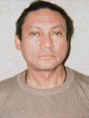 Photo of Manuel Noriega