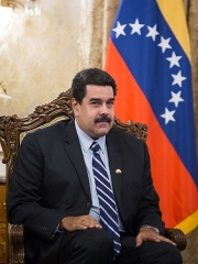 Photo of Nicolás Maduro
