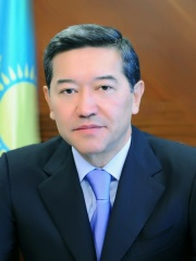 Photo of Serik Akhmetov