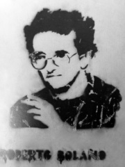 Photo of Roberto Bolaño