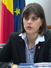 Photo of Laura Codruța Kövesi