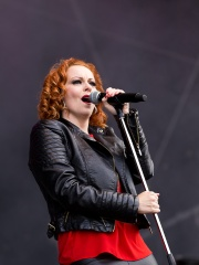 Photo of Anneke van Giersbergen