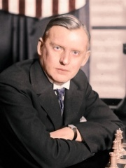 Photo of Alexander Alekhine