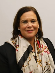 Photo of Mary Lou McDonald