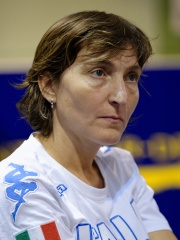 Photo of Giovanna Trillini