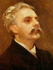 Photo of Gabriel Fauré