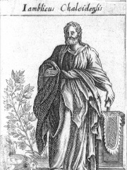 Photo of Iamblichus