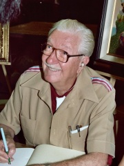 Photo of Carl Barks