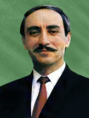 Photo of Dzhokhar Dudayev