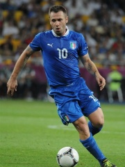 Photo of Antonio Cassano