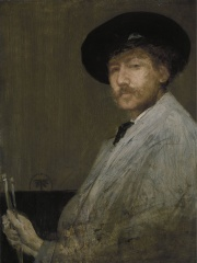 Photo of James Abbott McNeill Whistler