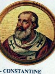 Photo of Pope Constantine