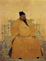 Photo of Yongle Emperor